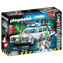 Playmobil Ghostbusters Ecto...