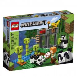 Lego Minecraft El criadero...